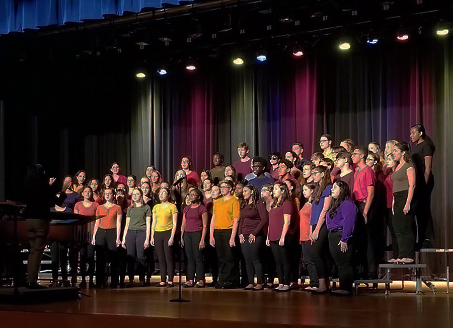 The voices of Cape prepare for Carnegie