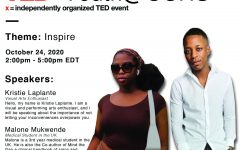 Laplante and Mukwende will be empowering students by speaking at TEDxYouth at Cape High.
