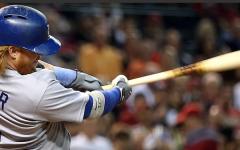 Image of Justin Turner, Dodgers third-baseman