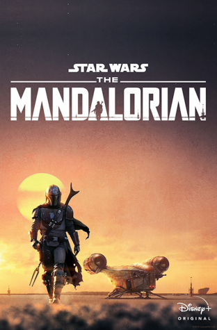 Mandalorian cover image from the Disney+ streaming website
