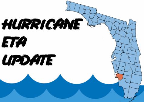 Hurricane Eta makes its way towards Lee County