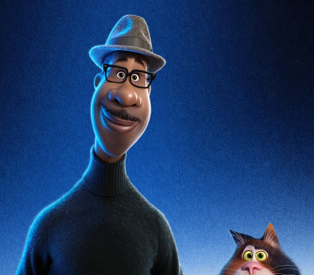 Image from Soul movie poster sourced from the Disney website