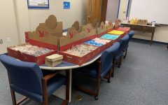 Wawa lunch provided for teacher appreciation week at Cape Coral High School
