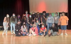 Cape High Drama Club ready to perform their show that they have all been working on since March 8