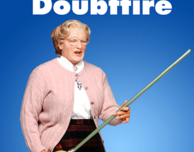 Mrs. Doubtfire is a perfectly blended masterpiece