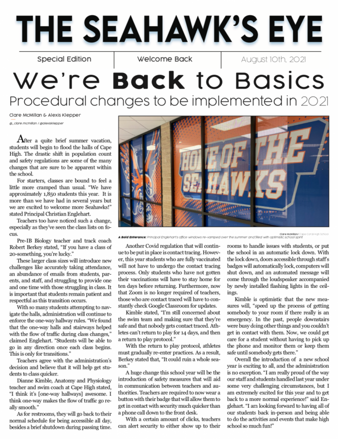 Special Edition- Back to Basics